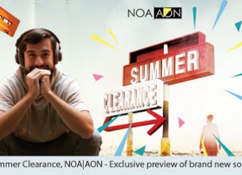 NOA-AON Brings Forth an Advanced Form of Transcendental Dance Music