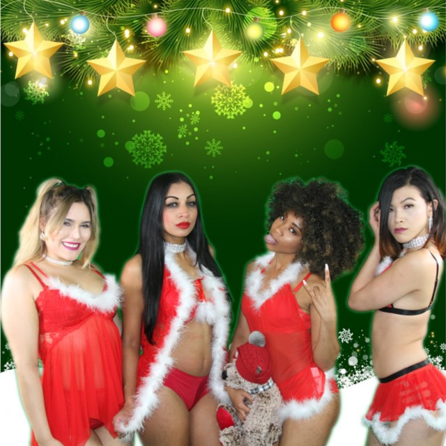 New Girl Group Traps Jingle Bells